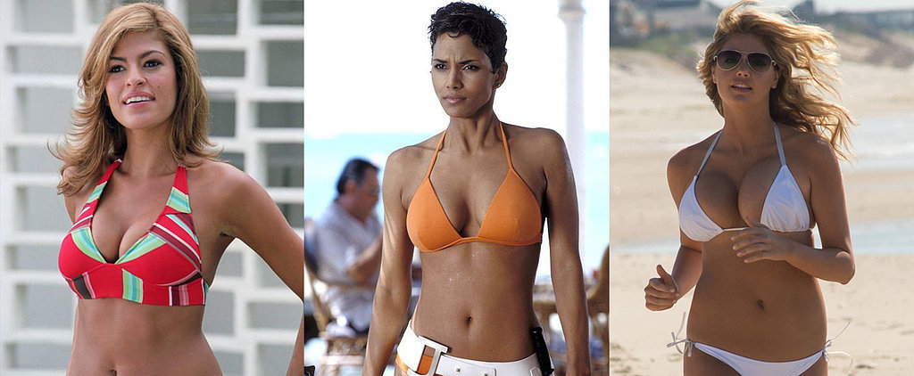 The Best Bikini Moments in Movies