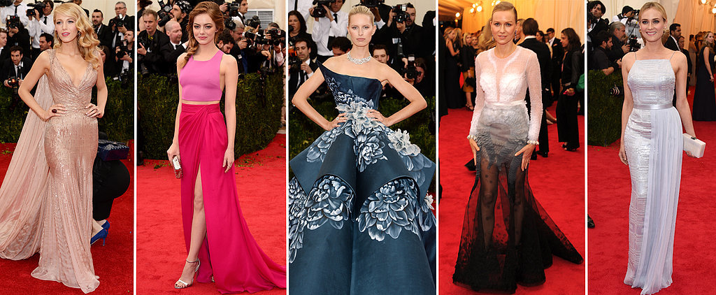Vote: Who Was the Belle of the Ball at This Year's Met Gala?
