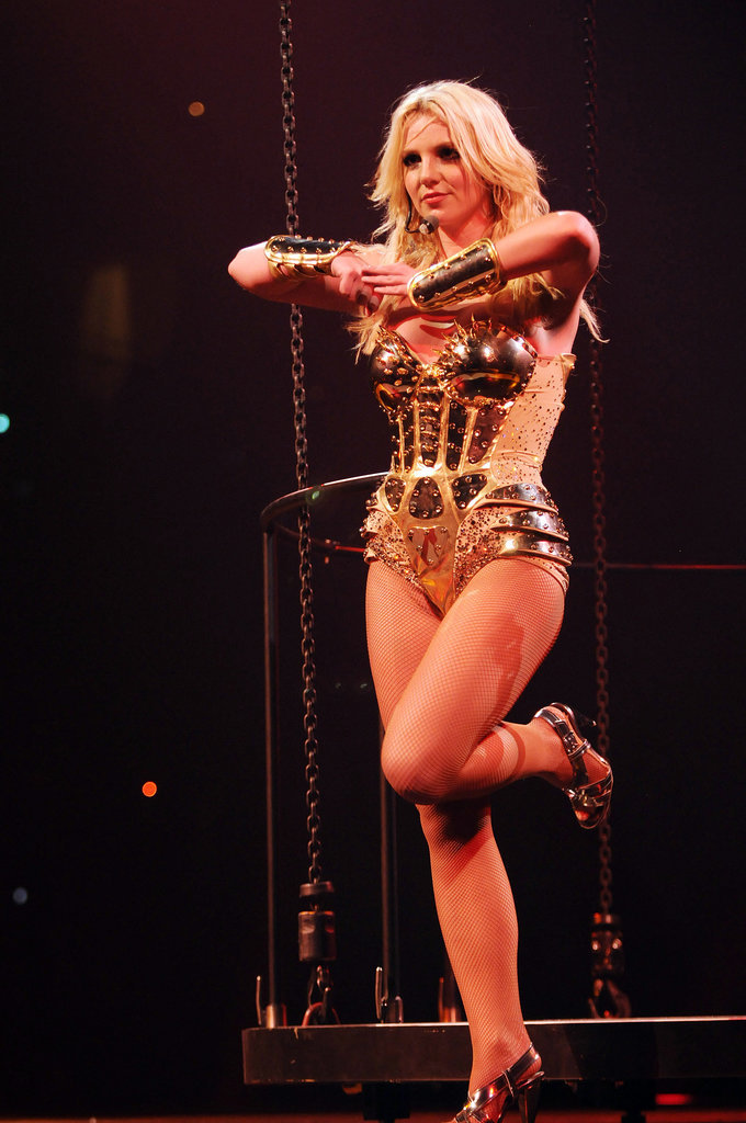 Britney Spears in Dsquared2