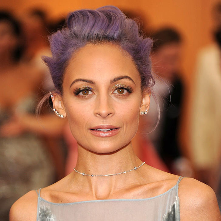 Pictures of Nicole Richie Hair and Makeup 2014 Met Gala ... Nicole Richie