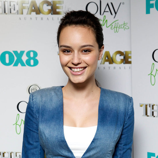 Beauty Interview The Face Winners Cheyenne Tozzi and Olivia