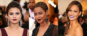 Vote: Does Dark, Vampy Lipstick Work For These Stars?