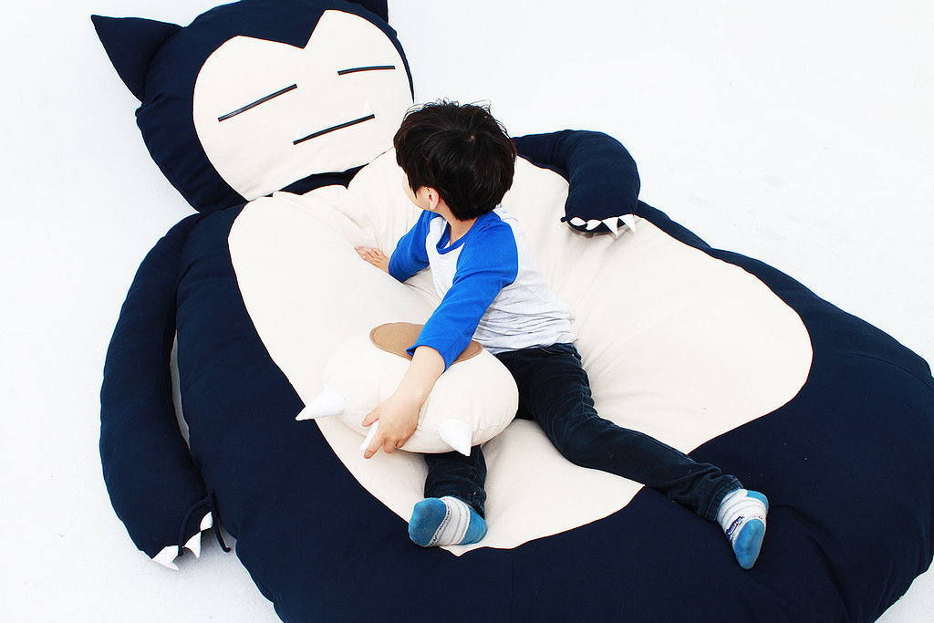 Snorlax Custom Bed