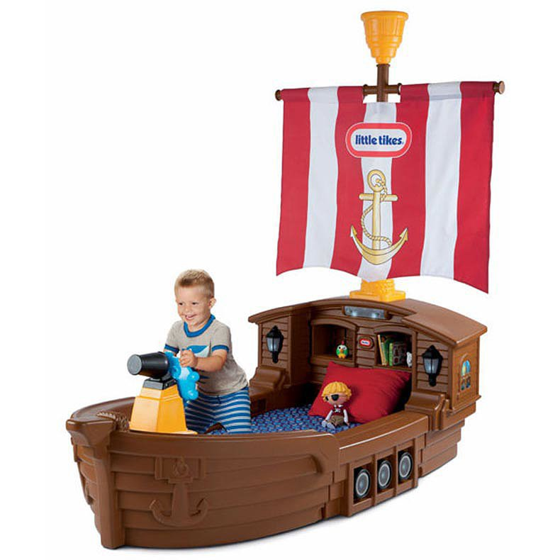 Little Tikes Pirate Bed