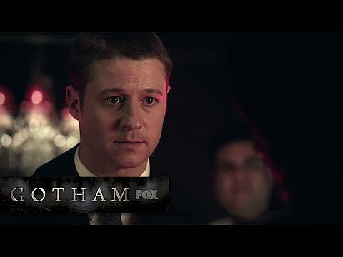 Watch the Trailer For Gotham