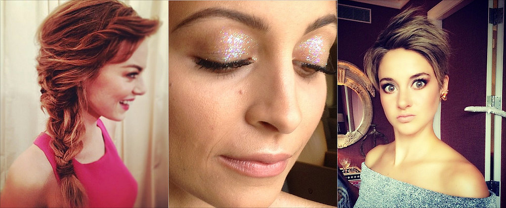 The Best Behind-the-Scenes Beauty Snaps From the Met Gala
