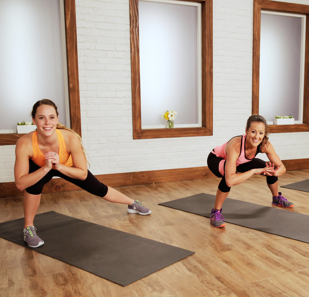 Part Three: Tone and Strengthen Your Inner Thighs