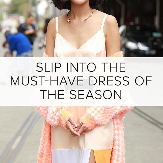 Spring 2014 Dress Trend   Slip Dresses