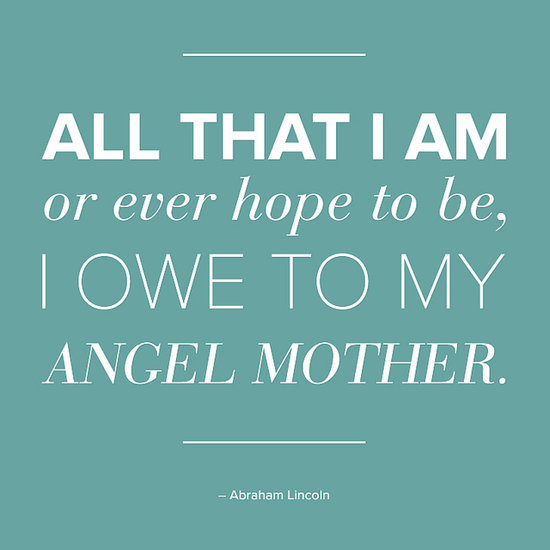 Quotes About Moms
