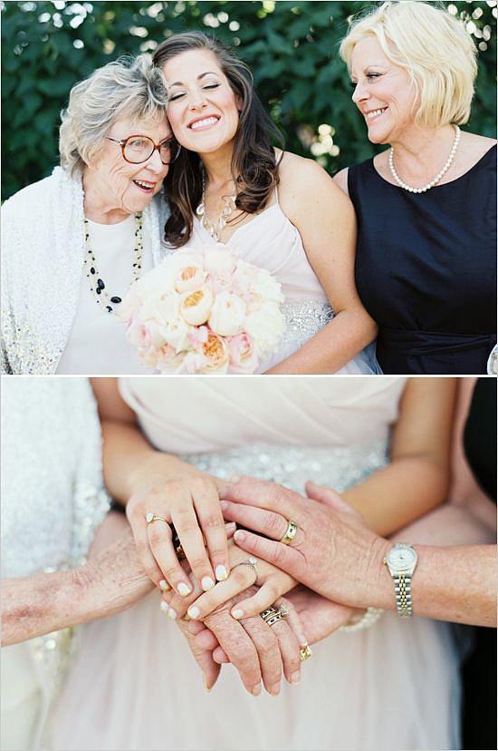 Photos by Erich McVey via Wedding Chicks