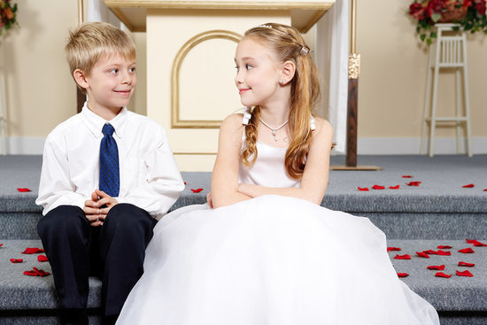 """Say """"I Do"""" to These Books About Kids in Weddings"""