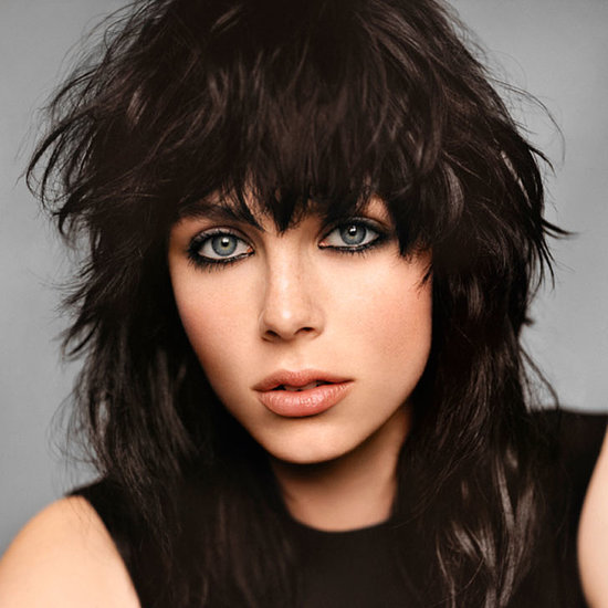 Edie Campbell New Face of YSL Black Opium Fragrance