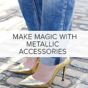 Spring/Summer 2014 Metallic Trend | Shopping