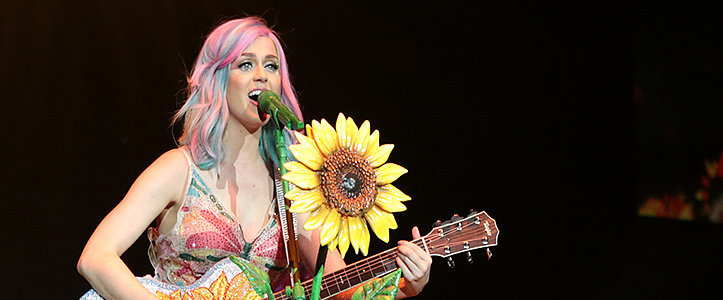 Katy Perry's Tour Kicks Off With Her Boldest Wigs Yet