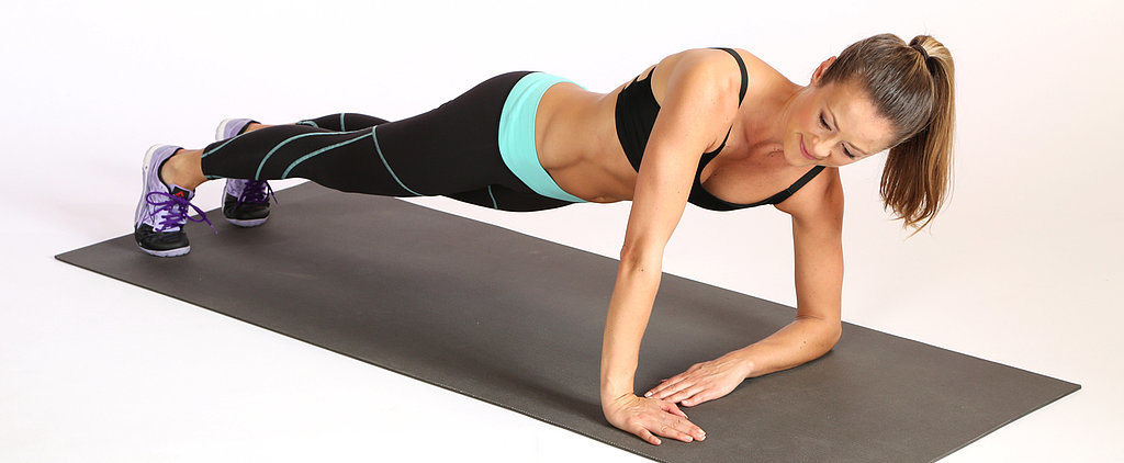 Get In and Out With This 30-Minute Running and Toning Workout