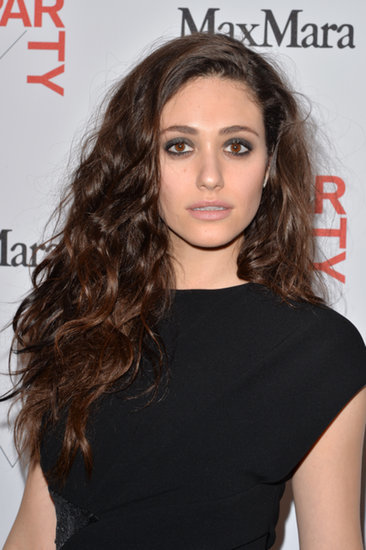 Emmy Rossum Takes Bedhead to the Next Level With These Sexy Waves