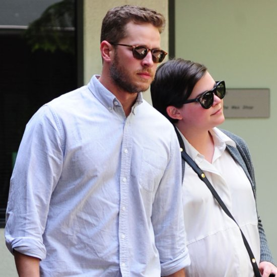 Ginnifer Goodwin Shows Off Baby Bump With Josh Dallas