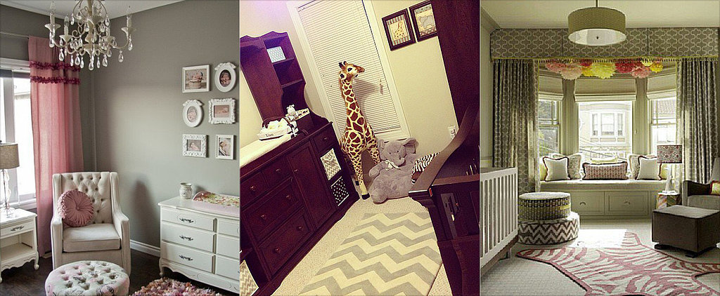 25 Inspiring Nurseries Found on Instagram!