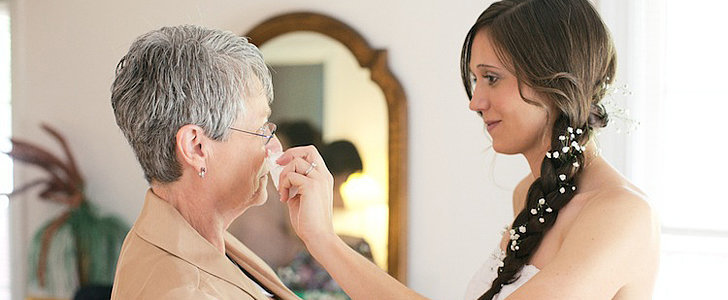 33 Moving Mother-Daughter Wedding Moments