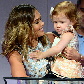 Jessica Alba and Family at Mother's Day Luncheon | Pictures
