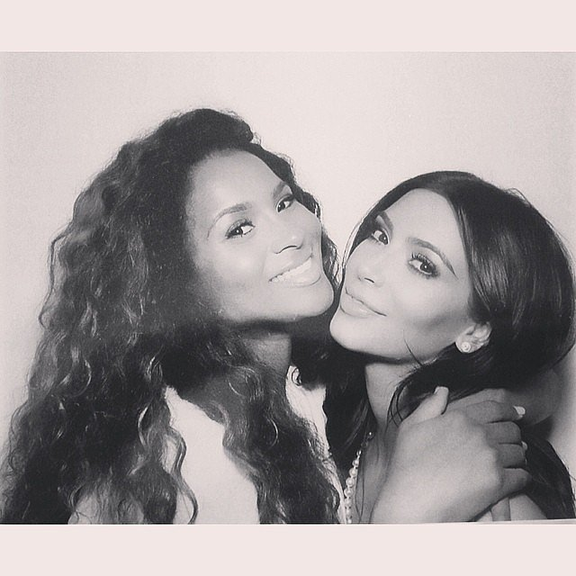 """#BridalShowerFun. Exciting Times!! #Love,"" Ciara wrote.  Source: Instagram user ciara"