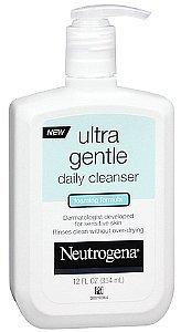 Neutrogena Ultra Gentle Daily Cleanser