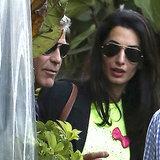 Kim Kardashian and George Clooney's Wedding Preparation