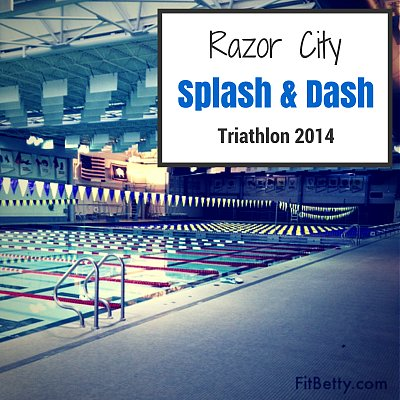 Razor City Splash and Dash 2014 recap - FitBetty.com