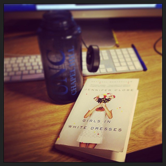 """""""Late nights are made better by good books,"""" writes slryan09."""