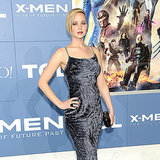 Jennifer Lawrence X-Men Style Jason Wu 2014   Video