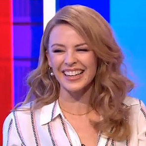 Kylie Minogue Meets Neighbours Son Daniel, Tim Phillipps