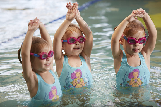 9 Reasons to Teach Your Tot to Swim This Summer