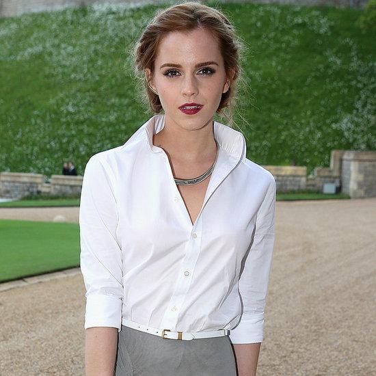 Emma Watson, Margot Robbie at Royal Marsden Charity Event