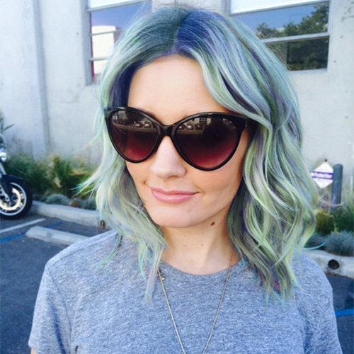 How To Lighten Hair That Has Been Dyed Too Dark | POPSUGAR Beauty