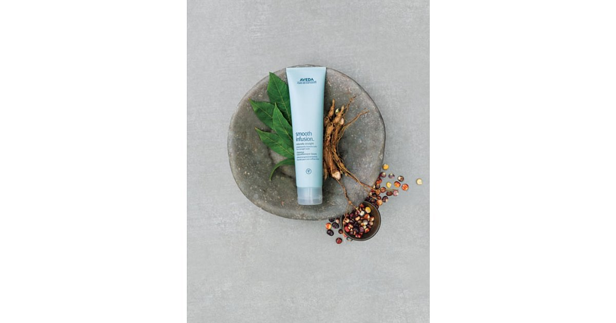 Aveda Smooth Infusion Naturally Straight How To Use