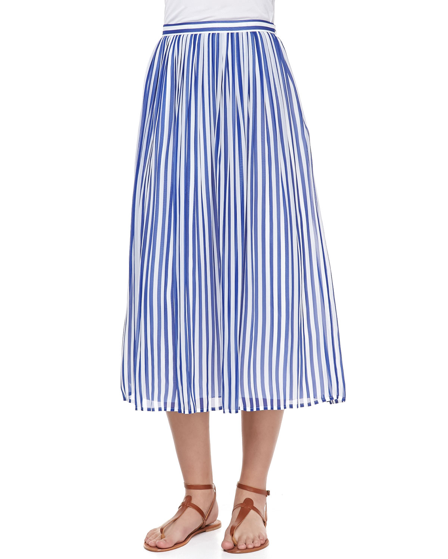Joie Striped Skirt
