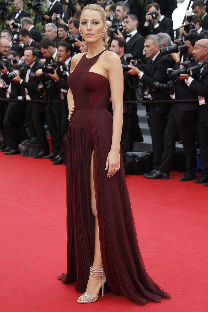 Blake Lively at the Grace of Monaco Premiere