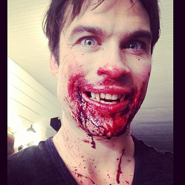 The Bloody Selfie