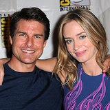 Emily Blunt Made Tom Cruise Break Down