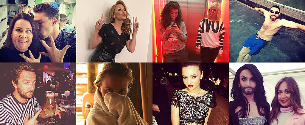 We're Going Around the World in This Week's Set of Celebrity Candids