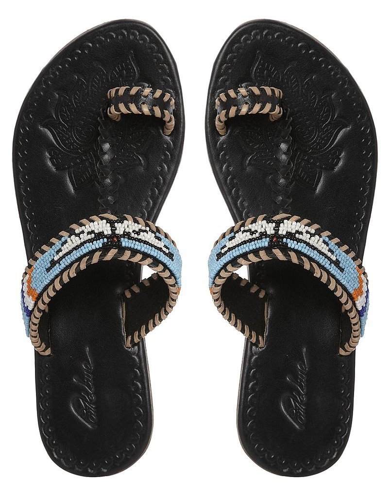 Park Lane Bead Sandals