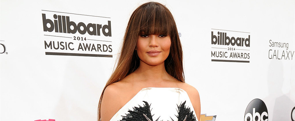 Chrissy Teigen's Futuristic Mini Is Out of This World