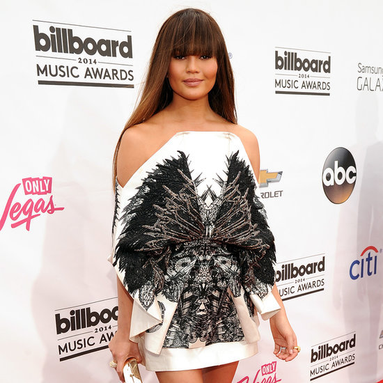 Chrissy Teigen's Dress at the 2014 Billboard Music Awards