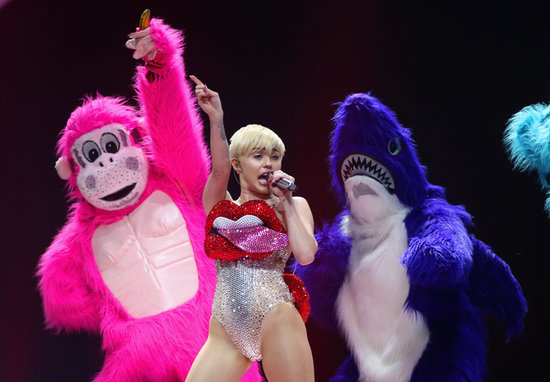 Miley Cyrus Belts Out The Beatles For the Billboard Music Awards