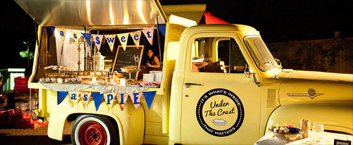 How to Do Food Trucks the Right Way at a Wedding