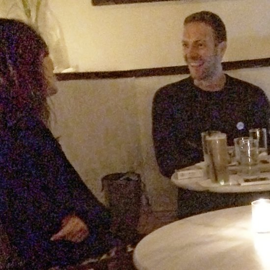 Chris Martin and Alexa Chung on a Date in NYC | Pictures