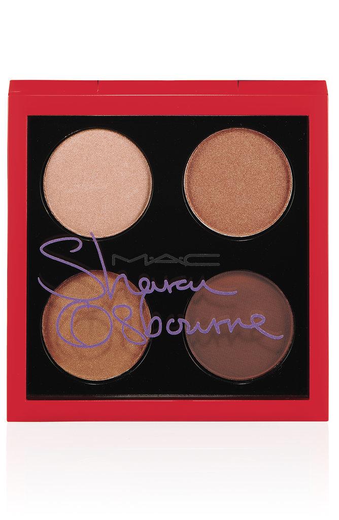 Sharon Osbourne Eye Shadow in Duchess Quad ($44)