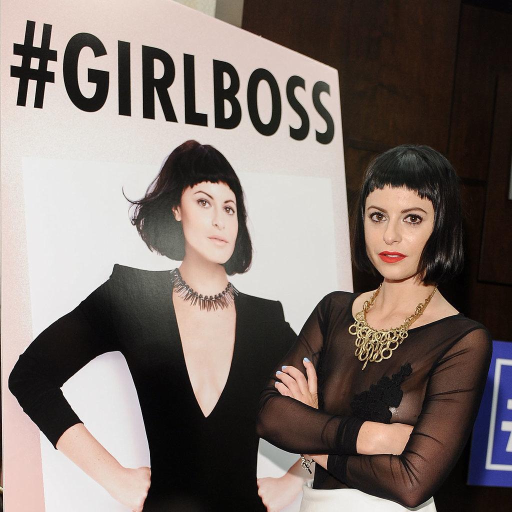 Sophia Amoruso NastyGal GirlBoss Book Interview | Video