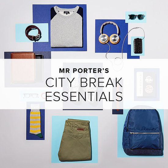 Mr. Porter Vacation Clothes | Shopping