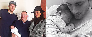 Inside Megan Gale's First Week as a Mother